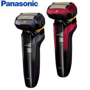 \ページ限定・カードケース付/ 【Panasonic パナソニック ラムダッシュ 5枚刃 ES-LV5E】【送料無料・代引料無料・保証付】