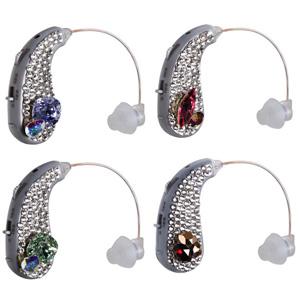 【送料無料・保証付】【イヤーフォース パルフェ EF-16MP】 エムケー電子の集音器 耳かけタイプ