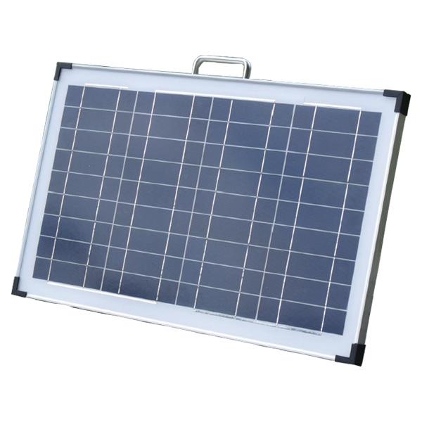 4月中旬入荷予定/ソーラーバッテリーチャージャー 【送料無料・保証付】【ポータブル蓄電池 エナジー・プロmini LB-200専用ソーラーパネル LBP-36】 ソーラー充電器 太陽光
