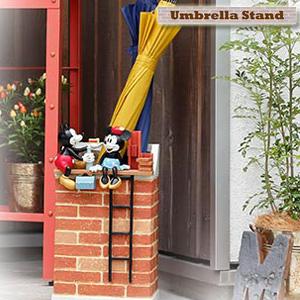 \ページ限定・カードケース付/ セトクラフト 傘立て SD-5578 Lij051 【送料無料】 [ミッキー アンブレラスタンド かわいい Disney] 9月中旬入荷予定