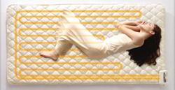 【即出荷】家庭用電位治療器イオネス セミダブルサイズATX-HM1005 SD 【送料・代引き手数料無料】【smtb-s】 【at】