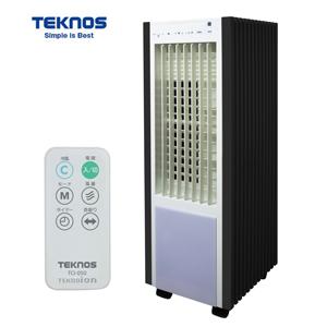 6月上旬入荷予定/\ページ限定・カードケース付/ テクノス リモコン冷風扇 TCI-050 ■送料無料■