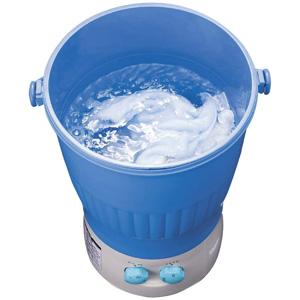 野菜洗浄器にもなる小型洗濯機 2020 新作 即出荷 おトク 送料無料 小型洗濯機 簡易洗濯機 マルチ洗浄器の通販 smtb-s