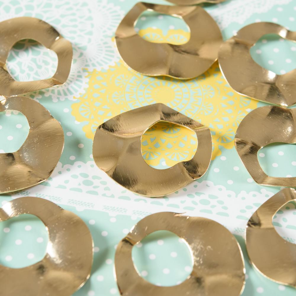 金属 訳あり商品 メタル ピアス パーツ マットゴールド 幾何学 月の輪 通信販売 10個 ハンドメイド 材料 シンプルピアス 33mm イヤリング アクセサリーパーツ