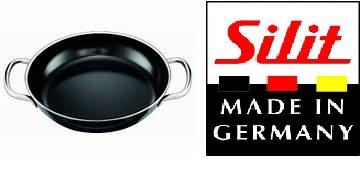 シリット (Silit) サービングパン 28cm フライパン / IH対応 Silargan加工 [正規品]