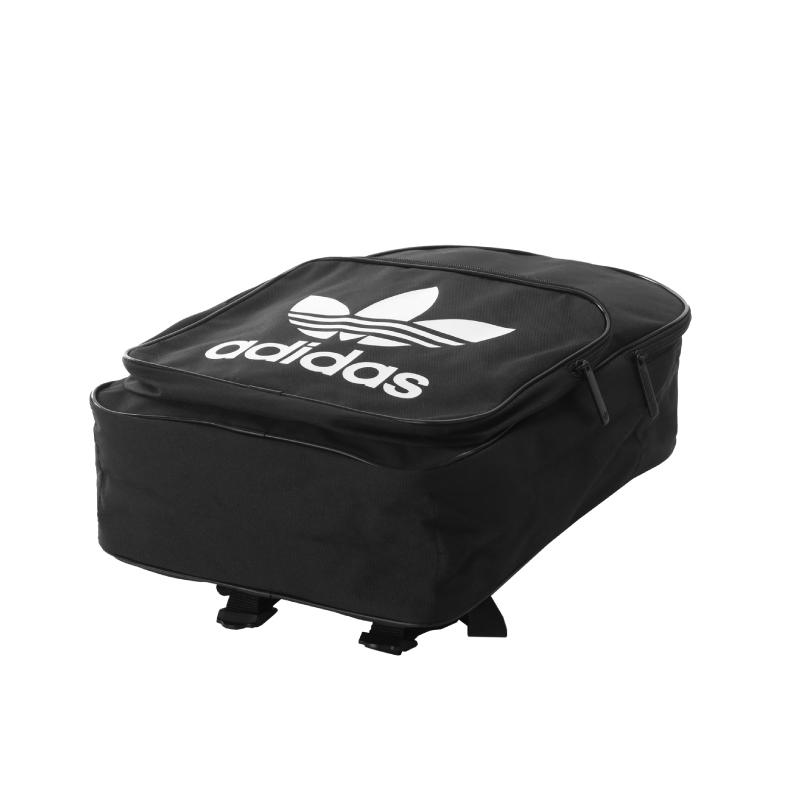 <> adidas リュック アディダス デイパック リュックサック メンズ レディース 男女兼用  Classic Trefoil ユニセックス A4 B4 バッグ 通勤 通学 かわいい 黒 学生 中学生 高校生 女子 男子 バッグパック 正規品 DJ2170 DJ2171