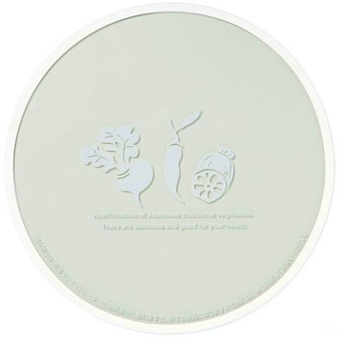 IH用ガラス汚れ・焼焦げ防止プレート 24.5cm(滑り止めゴム付)