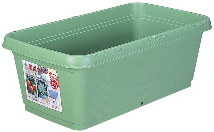 鉢 プランター 野菜 ガーデニング用品 グリ-ン 720 大特価 菜園プランター野菜作りに最適なプランターです 公式ショップ 沖縄 離島を除く グリーン 送料無料 菜園プランター720
