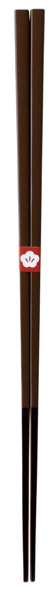 pion 箸 はし カトラリー107721 [ギフト/プレゼント/ご褒美] 大注目 栗皮色 にっぽん伝統色箸23cm 721