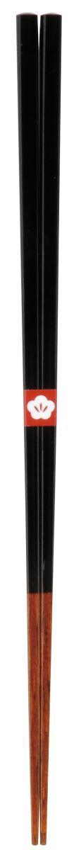 pion 箸 はし カトラリー104577 一部予約 577 漆黒 [再販ご予約限定送料無料] にっぽん伝統色箸23cm