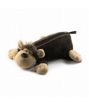 ポーチ 猿 さる サル 動物 どうぶつ 小物 ドイツ ニキ NICI 期間限定お試し価格 販売期間 限定のお得なタイムセール WFモンキー かわいい ぬいぐるみ フィギュアポーチ