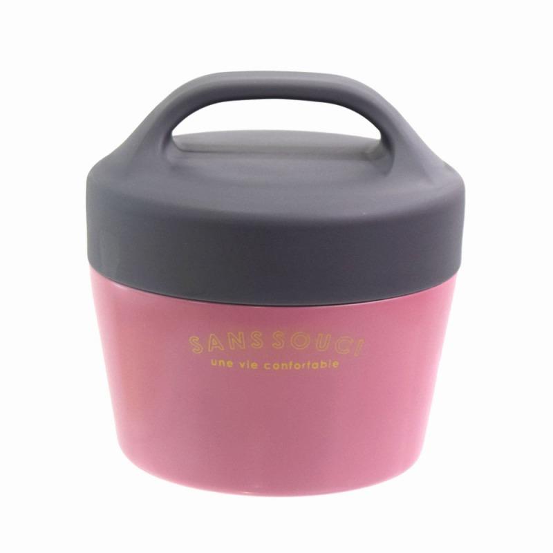 5%OFF pion お弁当箱 保温効果 2段SHI2999-19 チルタイム 956 ギフ_包装 保温キャリーランチ500 P