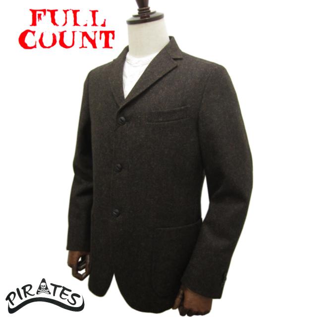 FULLCOUNT フルカウント ツイード サックジャケット -ABRAHAM MOON- 2961