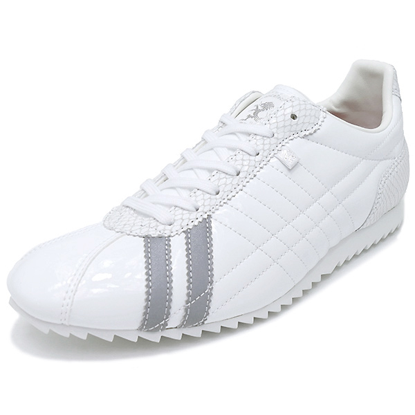 PATRICK パトリック SULLY-S.E シュリースネークエナメル WHT white ホワイト 日本製 528780 16FW