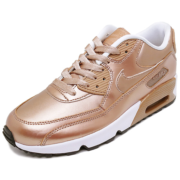 beb4813a4409c Nike Air Max 90 Ltr Metallic Bronze beardownproductions.co.uk