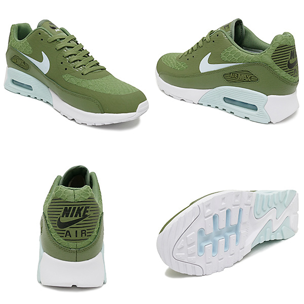 43c5d69cf5 ... 881106; NIKE WMNS AIR MAX 90 ULTRA 2.0 palm green/glacier  blue/white/black