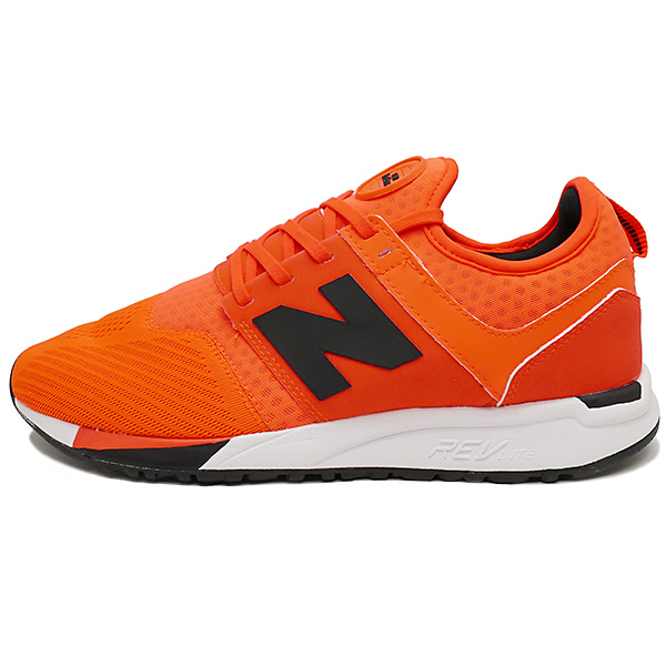 NEW BALANCE新平衡MRL247 OR orange橙子NB Two Four Seven 17SS