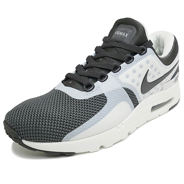 NIKE AIR MAX ZERO midnight fog/summit white/cool grey/white (midnight haze / summit white / cool gray / white) 876,070-009 17FW