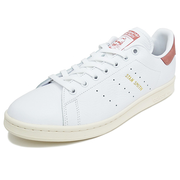 ADIDAS Originals STAN SMITH running white/pink(跑步白/粉紅)CP9702 17FW