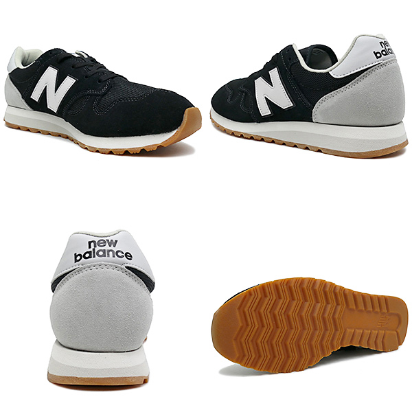NEW BALANCE U520 AG phantom男女两用NB 17FW