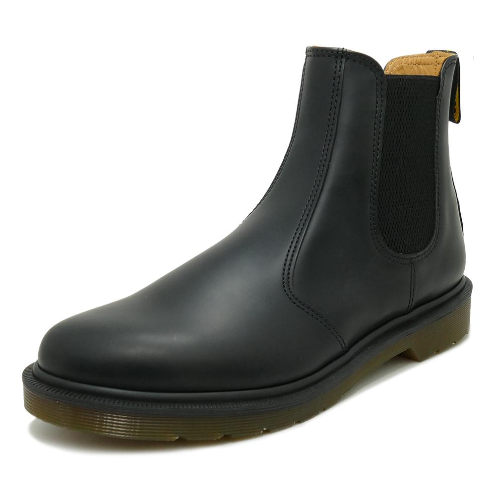 Dr.Martens 2976 CHELSEA BOOT【ドクターマーチン 2976チェルシーブーツ】BLACK SMOOTH(ブラックスムース)10297001