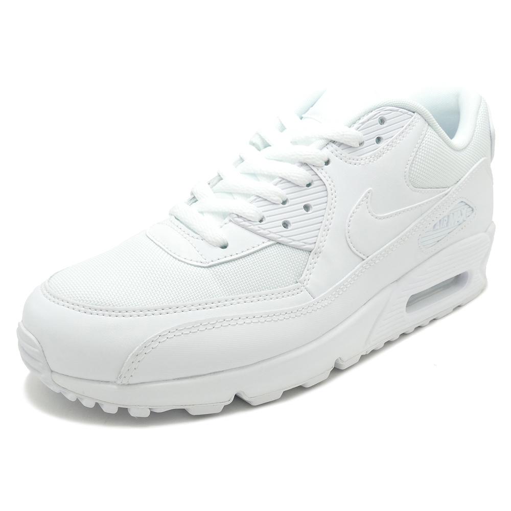 NIKE AIR MAX 90 ESSENTIAL【ナイキ エアマックス90エッセンシャル】white/white(ホワイト/ホワイト/ホワイト) 537384-111 18SP