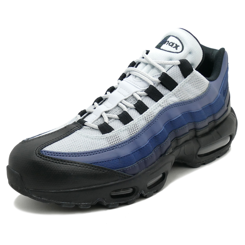 wholesale dealer 05cf0 22d91 ... germany nike air max 95 essential black obsidian navy blue pure  platinum diffused blue obushidian fuze749766