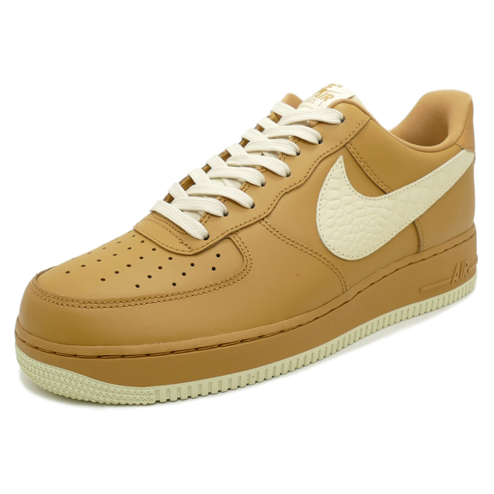 NIKE AIR FORCE 1 '07 LV8 elemental gold/fossil (element gold / フォッシル) 823,511-703 18SP