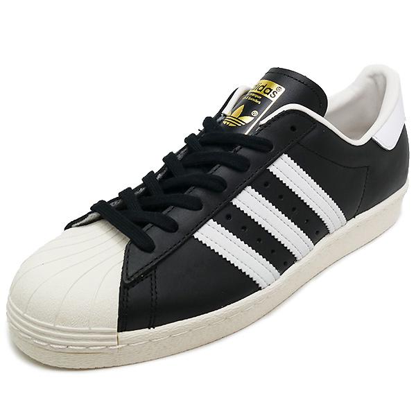 adidas Originals SUPER STAR 80s【アディダス オリジナルス スーパースター80's】 black/white(ブラック/ホワイト)G61069