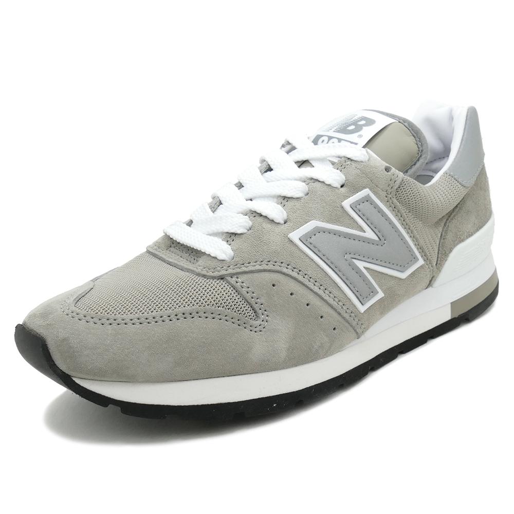 スニーカー ニューバランス NEW BALANCE M995GR グレー NB メンズ レディース シューズ 靴
