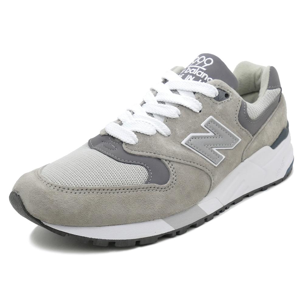 スニーカー ニューバランス NEW BALANCE M999CGL グレー NB メンズ レディース シューズ 靴