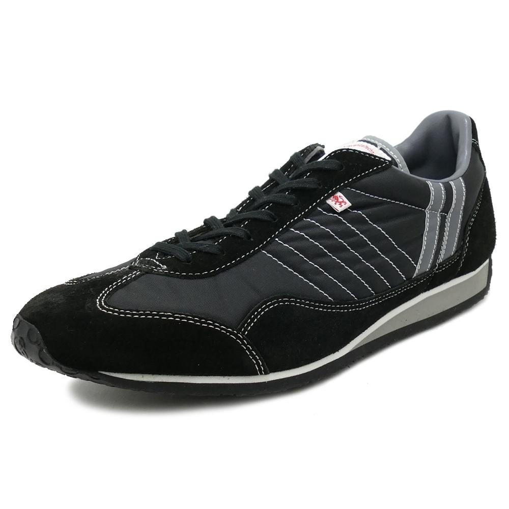 PATRICK STADIUM BLK【パトリック スタジアムBLK】black(ブラック)23011