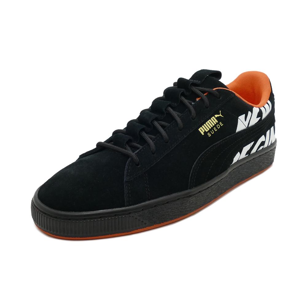 スニーカー プーマ PUMA スウェードANR プーマブラック メンズ レディース シューズ 靴 18FA