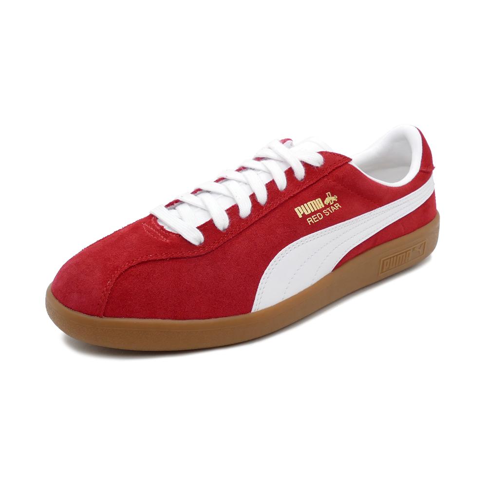 スニーカー プーマ PUMA Rスター リボンレッド/プーマホワイト メンズ レディース シューズ 靴 18HO