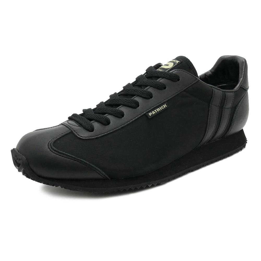 スニーカー パトリック PATRICK ネバダリモンタナイロン ブラック メンズ レディース シューズ 靴 18SS