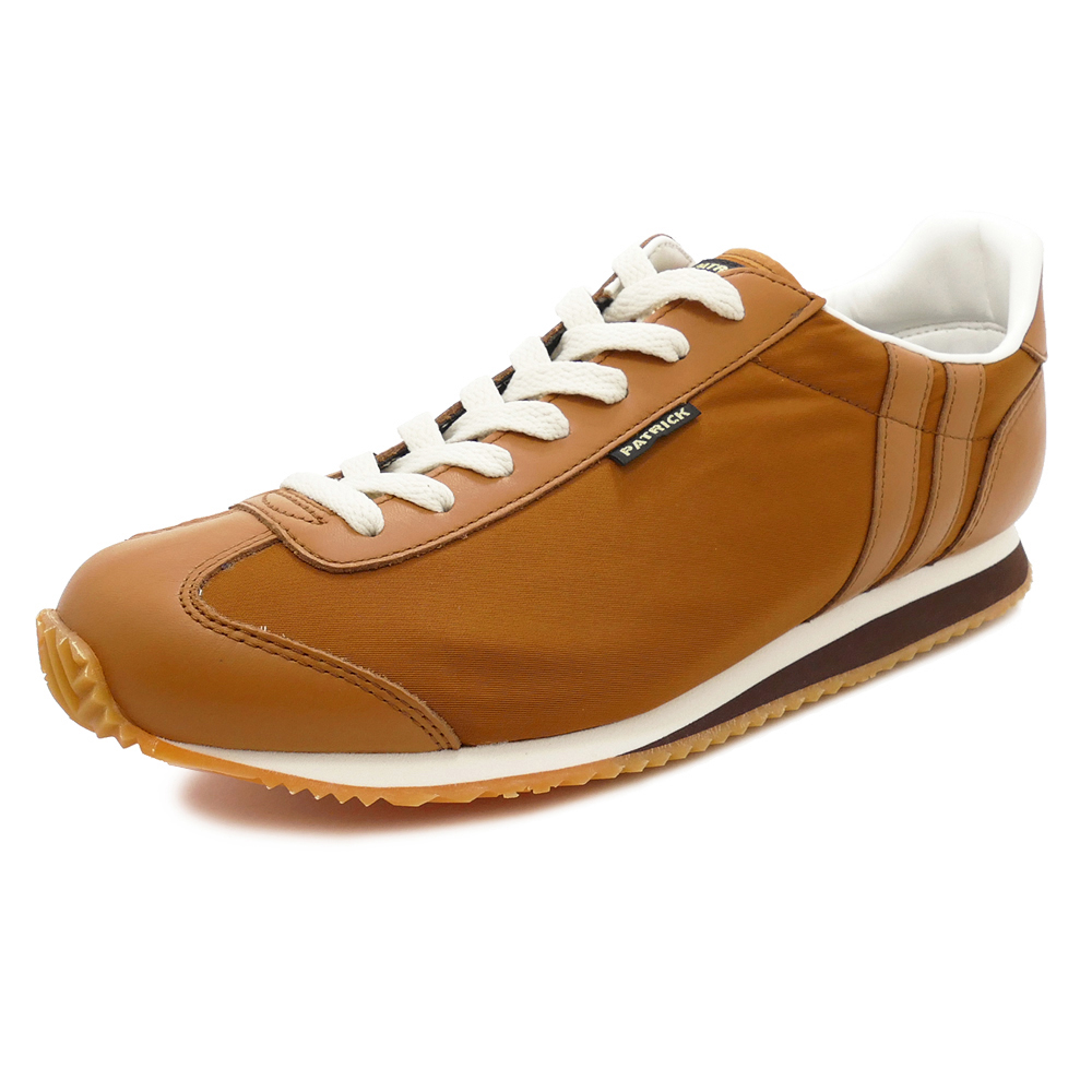 スニーカー パトリック PATRICK ネバダリモンタナイロンBRN ブラウン メンズ レディース シューズ 靴 18FW