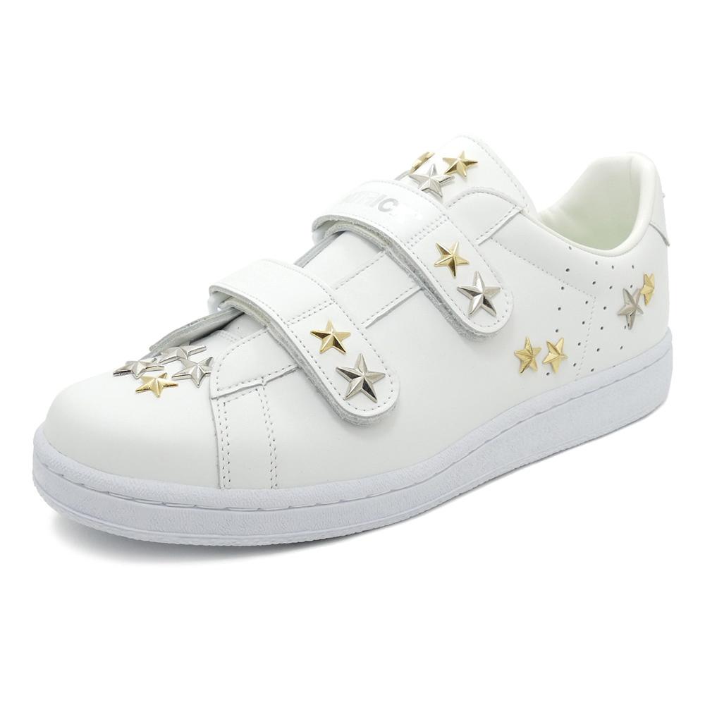 スニーカー パトリック PATRICK オーシャンスタッズSTAR ホワイト メンズ レディース シューズ 靴 18AW