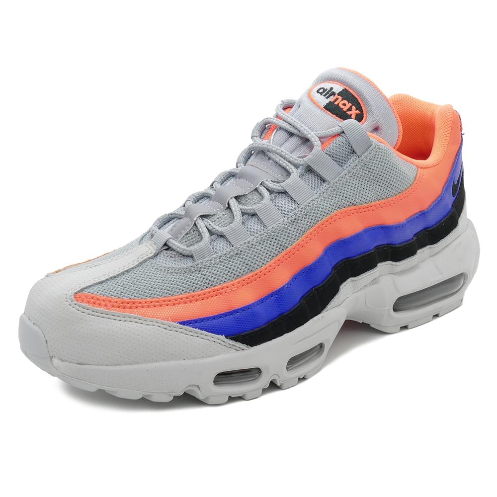 cheaper 20b58 2097a Sneakers Nike NIKE Air Max 95 essential pure platinum  mango  blue men  gap Dis shoes shoes 18FA