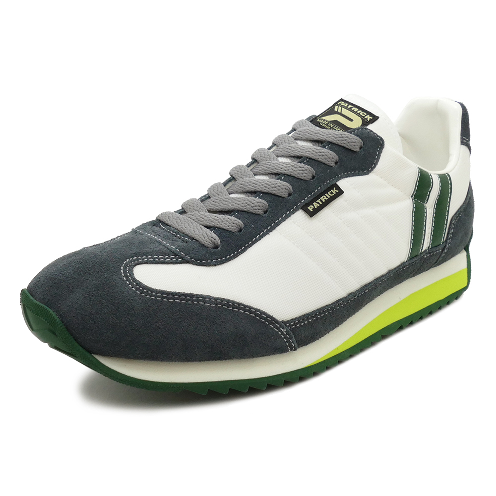 スニーカー パトリック PATRICK マラソン ホワイトタイガー メンズ レディース シューズ 靴 18FW