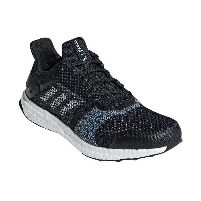 スニーカー アディダス adidas ウルトラブーストSTMパーレイ レジェンドインク/ネイビー/ブルー メンズ レディース シューズ 靴 18FW