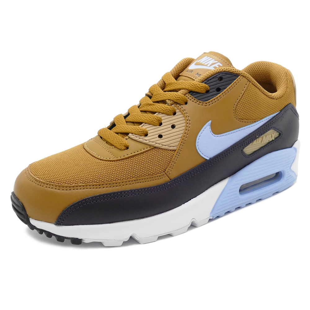 huge selection of ffc58 abaae ... free shipping sneakers nike nike air max 90 essential air max brown  navy blue men gap