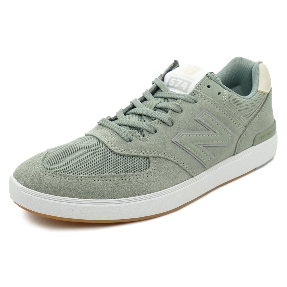 NEW BALANCE AM574 MTI【ニューバランス AM574MTI】dusty green(ダスティ グリーン)NB AM574-MTI 18FW