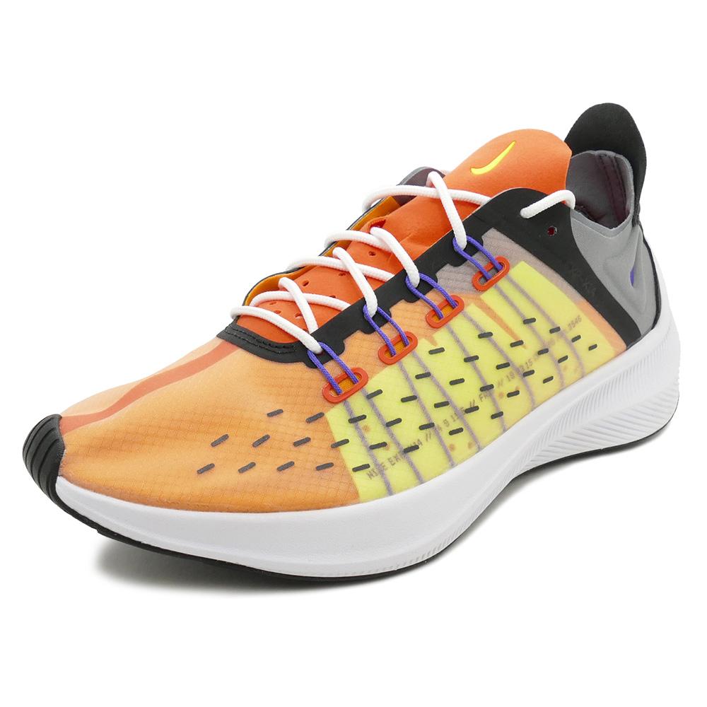 スニーカー ナイキ NIKE EXP-X14 オレンジ/ボルト/ホワイト メンズ レディース シューズ 靴 18FA