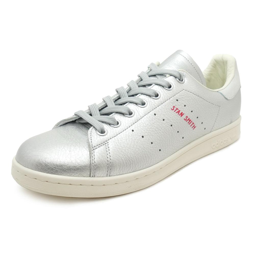 スニーカー アディダス adidas スタンスミスW シルバー メンズ レディース シューズ 靴 18FW