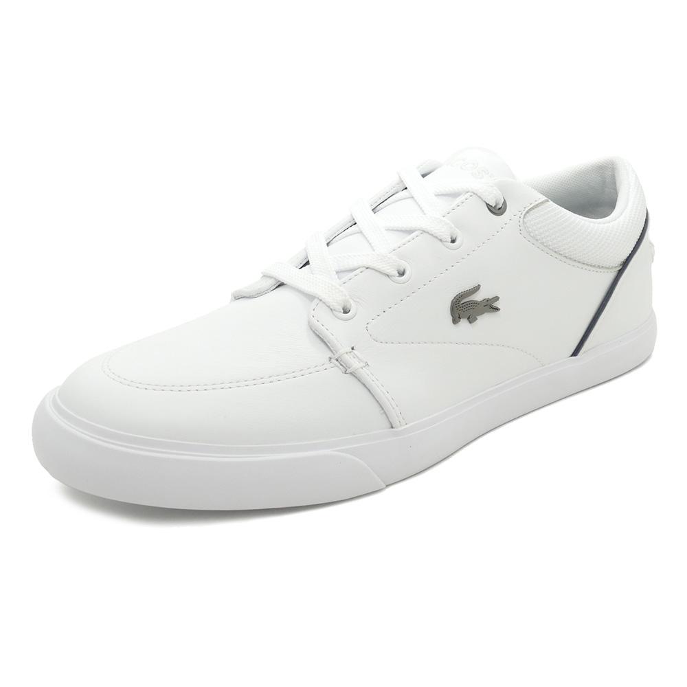 スニーカー ラコステ LACOSTE ベイリス3182 ホワイト メンズ シューズ 靴 18FW