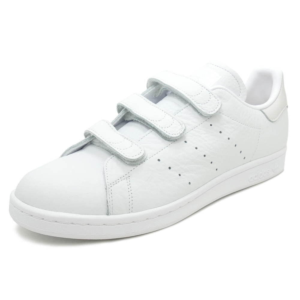 adidas Originals STAN SMITH CF【アディダス オリジナルス スタンスミスコンフォート】running white/running white/running white(ランニングホワイト/ランニングホワイト/ランニングホワイト)CQ2632 18SS