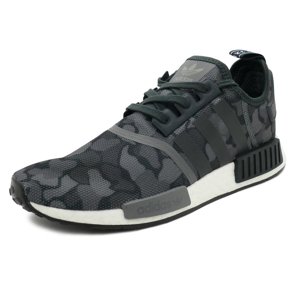 Sneakers Adidas adidas N M D R1 black duck men gap Dis shoes shoes 18FW 3e9ced25f0e2