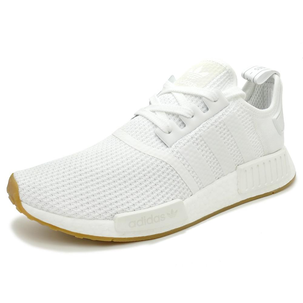 adidas Originals NMD R1【アディダス オリジナルス エヌエムディーR1】ftwr white/ftwr white/gum(ランニングホワイト/ランニングホワイト/ガム)D96635 18FW