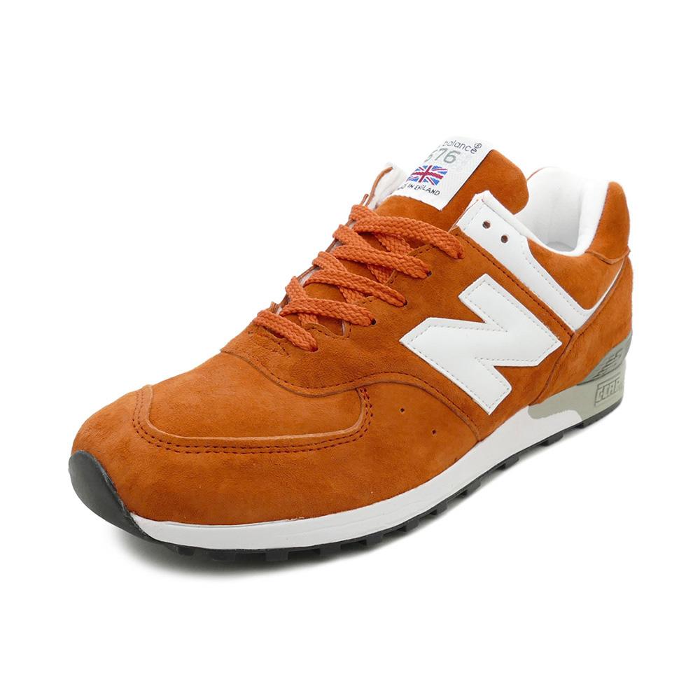 スニーカー ニューバランス NEW BALANCE M576OO オレンジ/ホワイト NB メンズ レディース シューズ 靴 18FW