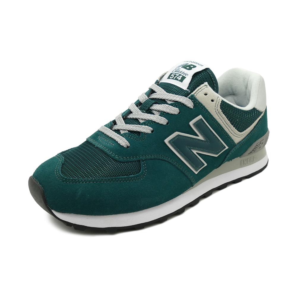 new balance ml 574 verde